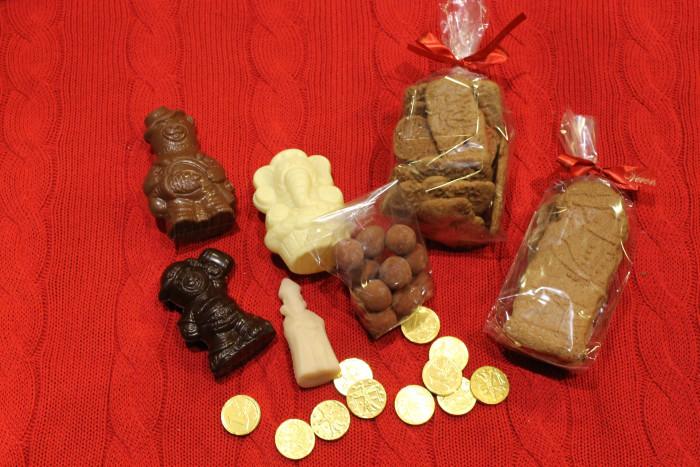 chocolade figuren per Kg - Bakeronline