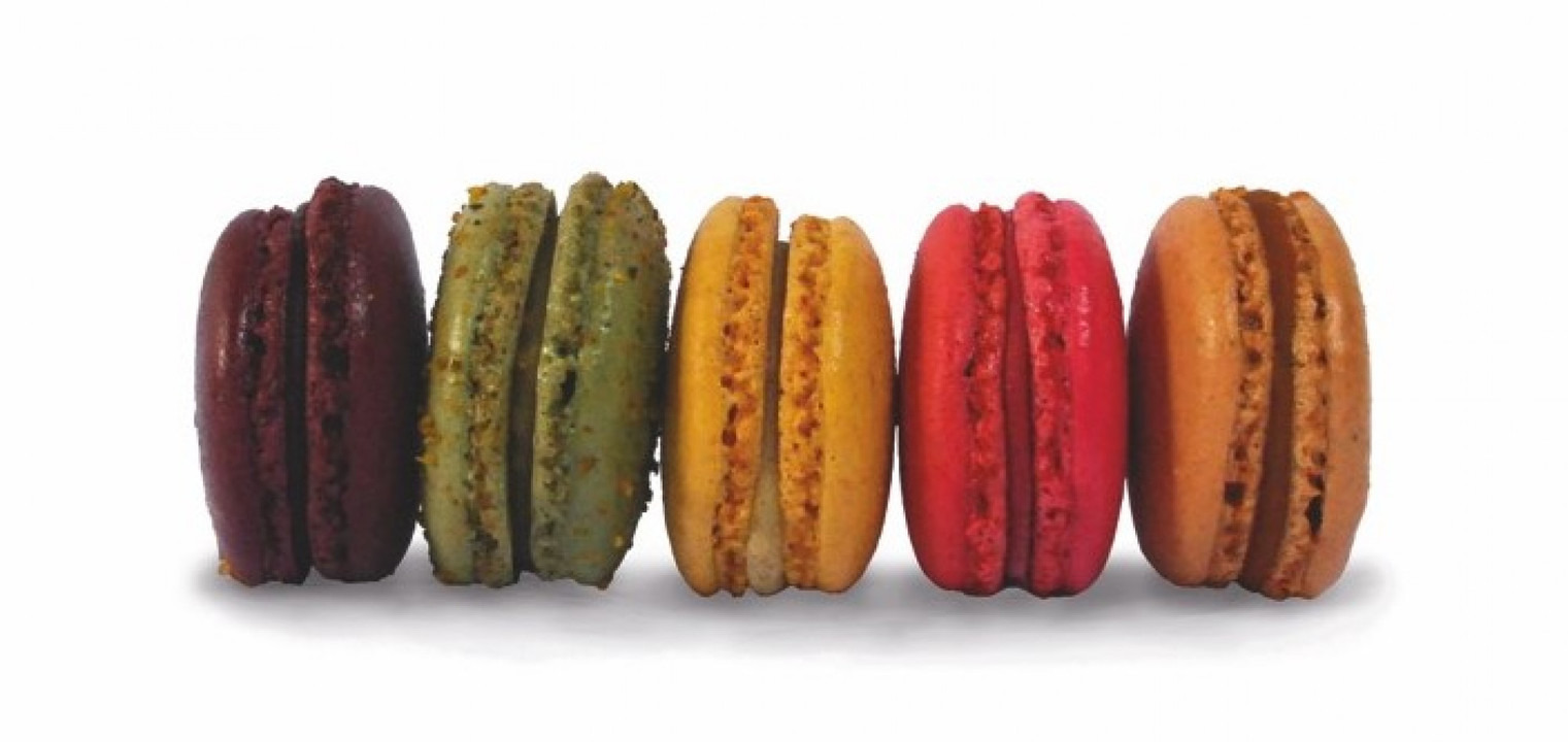 Macaron de Paris PISTACHE - Bakeronline