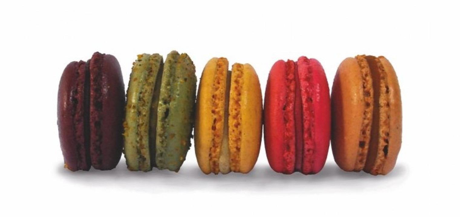Macaron de Paris KOFFIE - Bakeronline