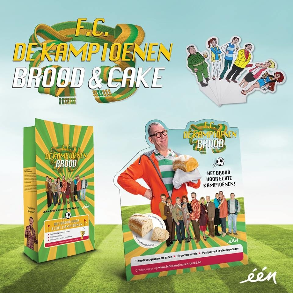 FC De Kampioenenbrood - Bakeronline