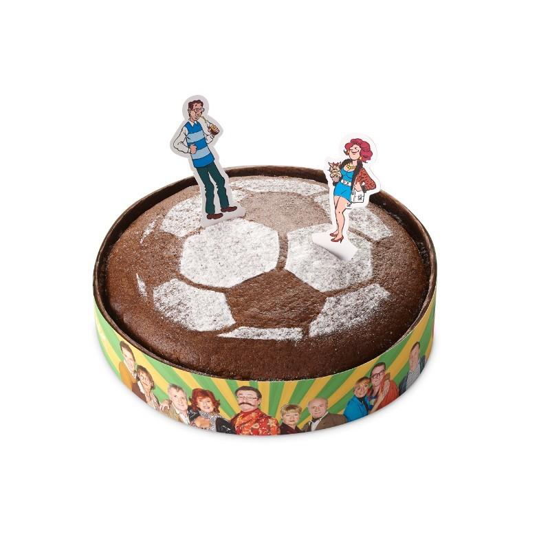 FC De Kampioenen cake - Bakeronline