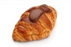 Botercroissant met chocolade en crème - Bakeronline