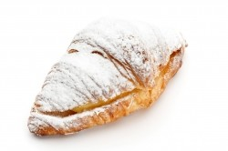 Botercroissant met crème - Bakeronline