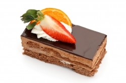 Chocoladebavarois - Bakeronline