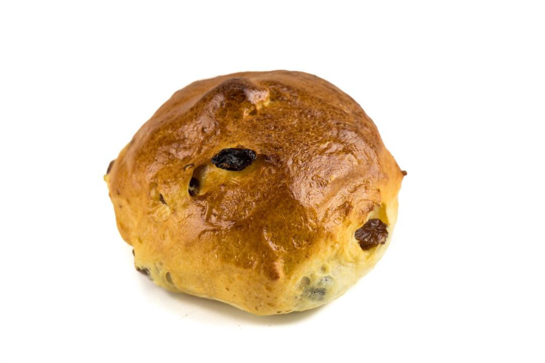 Sandwichbol rozijnen - Bakeronline