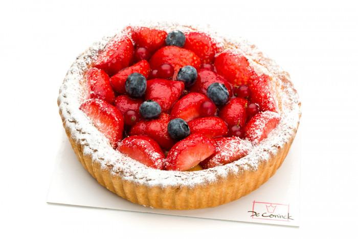 Aardbeitaart - Bakeronline