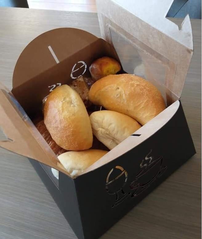 Ontbijtmand 2p Geleverd >3km - Bakeronline