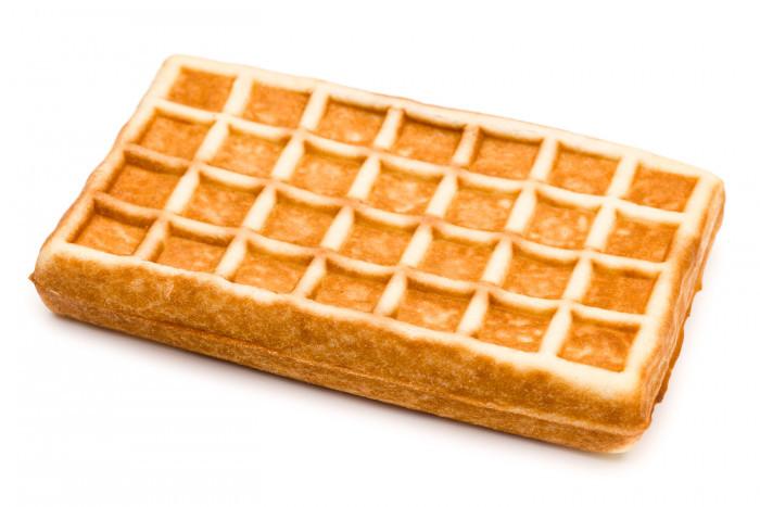 Wafel met abrikozen - Bakeronline