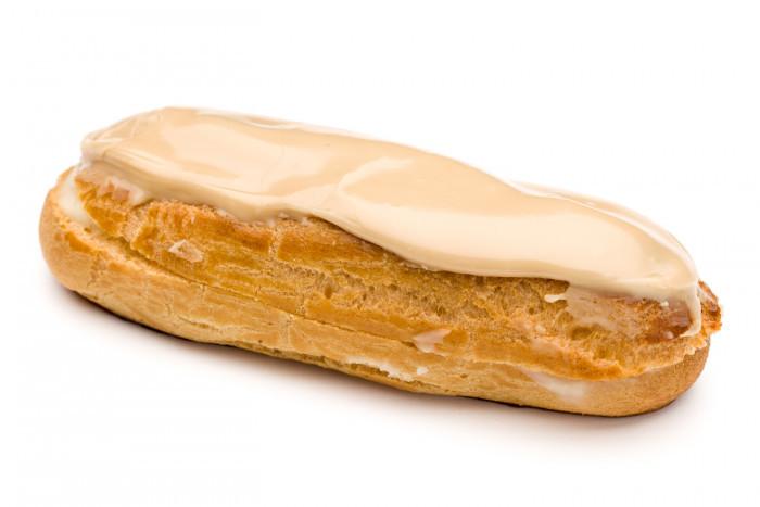 Eclair met mokka - Bakeronline