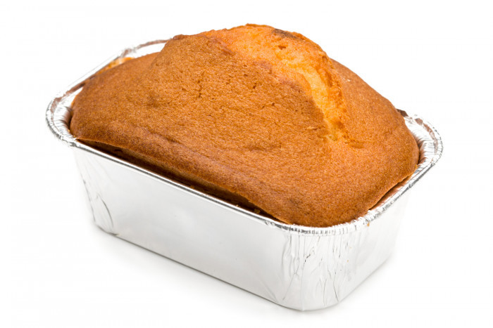 Cake natuur bakje - Bakeronline