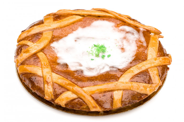 'frangipanetaart' - Bakeronline