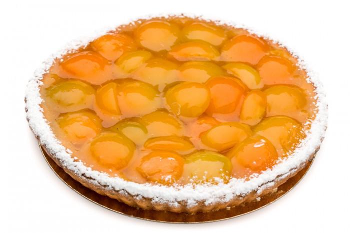 'abrikozentaart ' - Bakeronline
