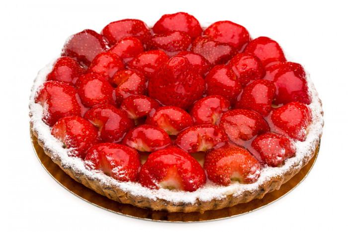 'aardbeientaart' - Bakeronline