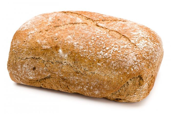 Klein volkoren ongesneden - Bakeronline
