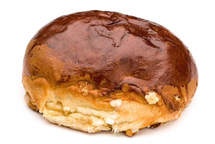 Groot craquelin ongesneden - Bakeronline