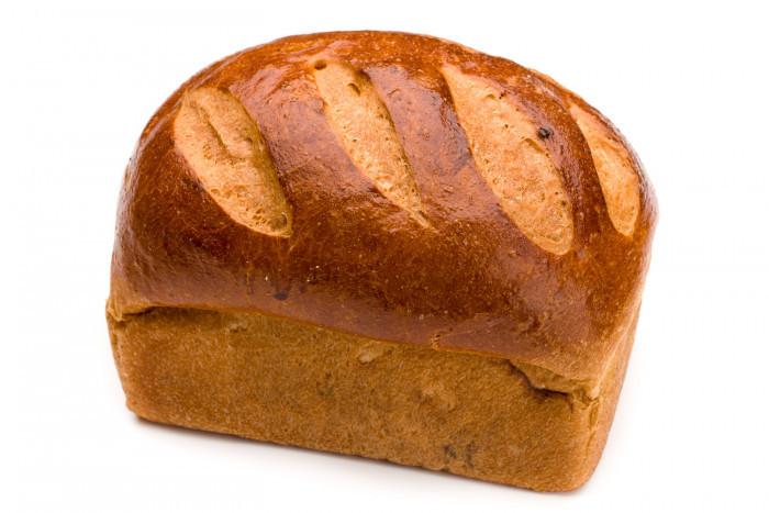 Klein brioche ongesneden - Bakeronline