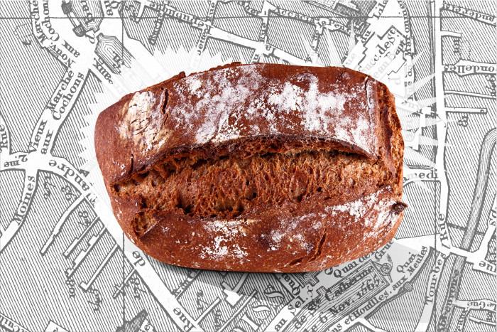 Integral 500 gr - Bakeronline