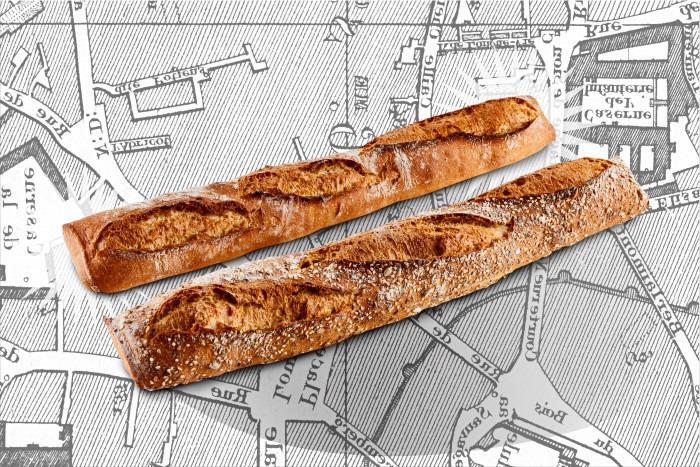 Baguette céréales - Bakeronline