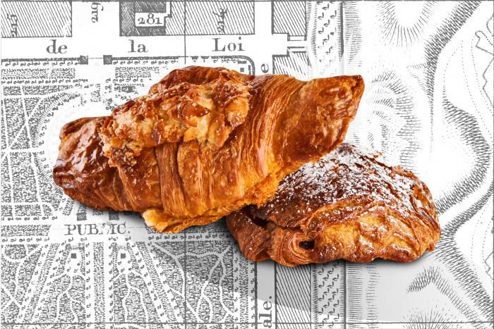 Croissant aux amandes - Bakeronline
