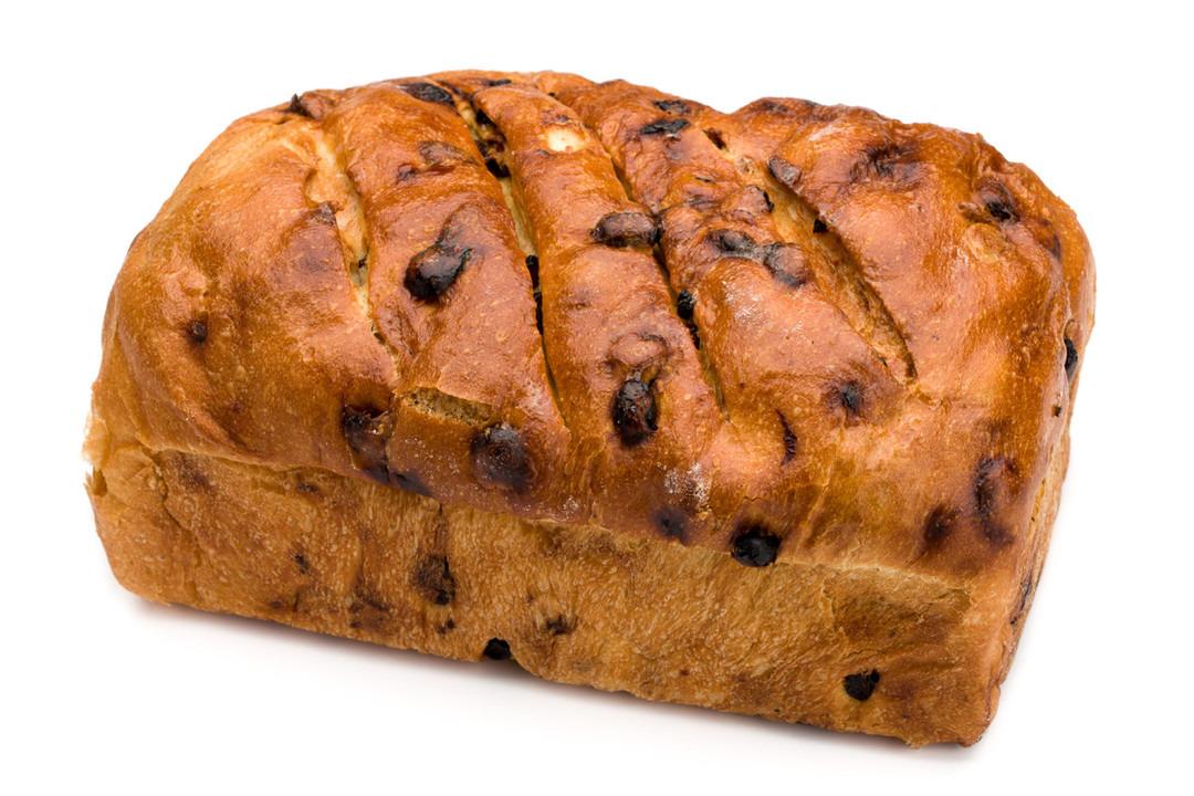 Groot rozijnebrood - Bakeronline