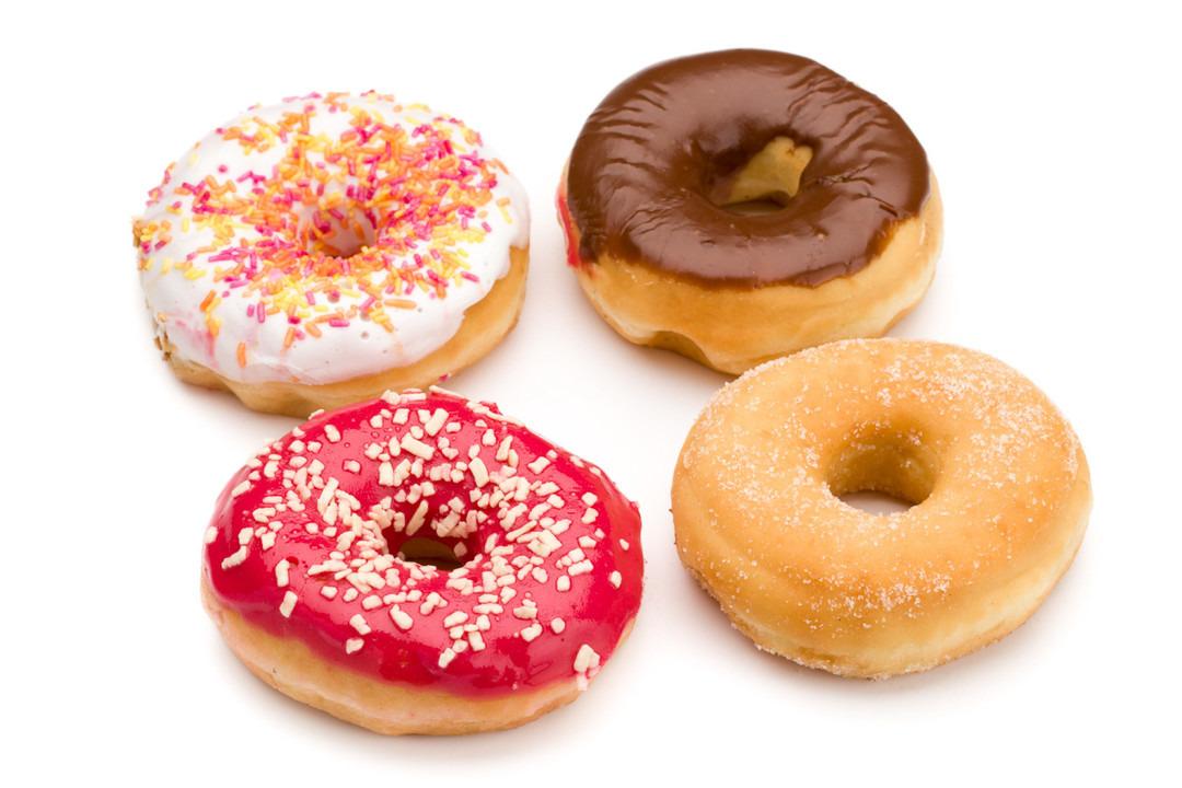 Pinkie-donuts - Bakeronline
