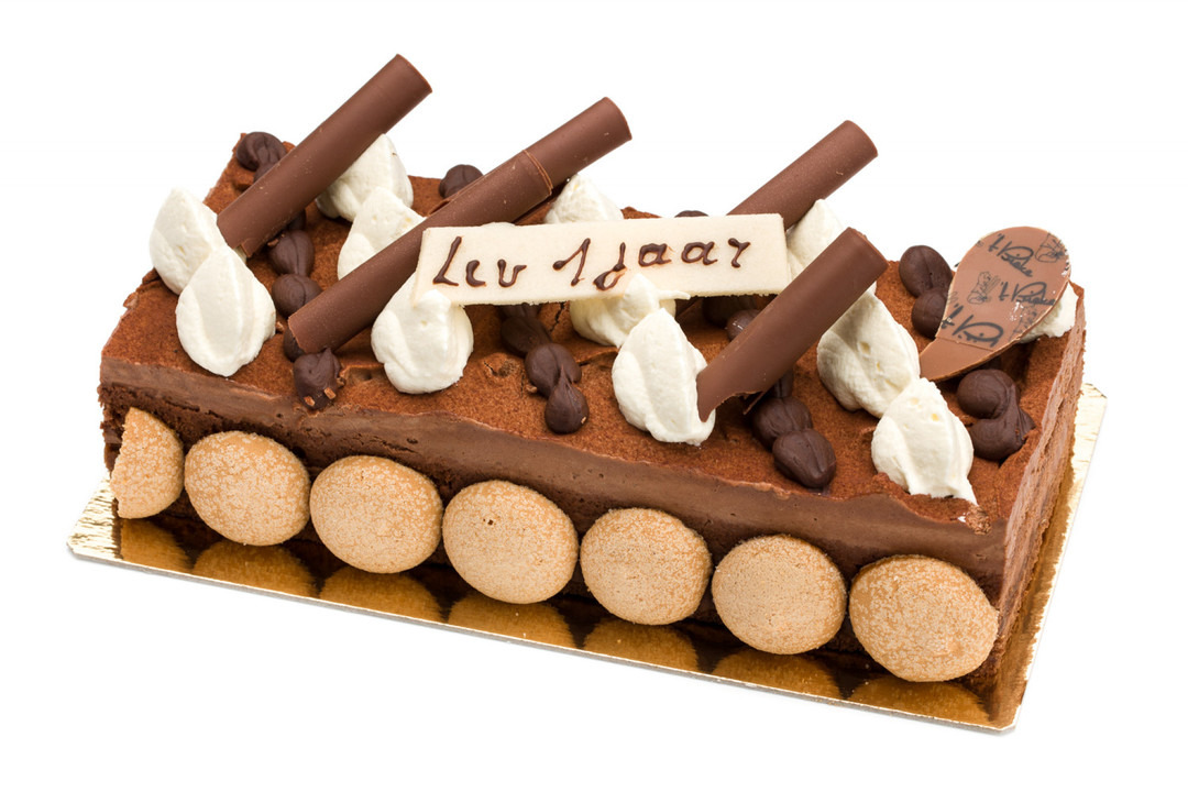Chocolade krokant 4p - Bakeronline