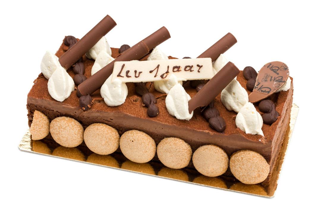 Chocolade krokant 6p - Bakeronline