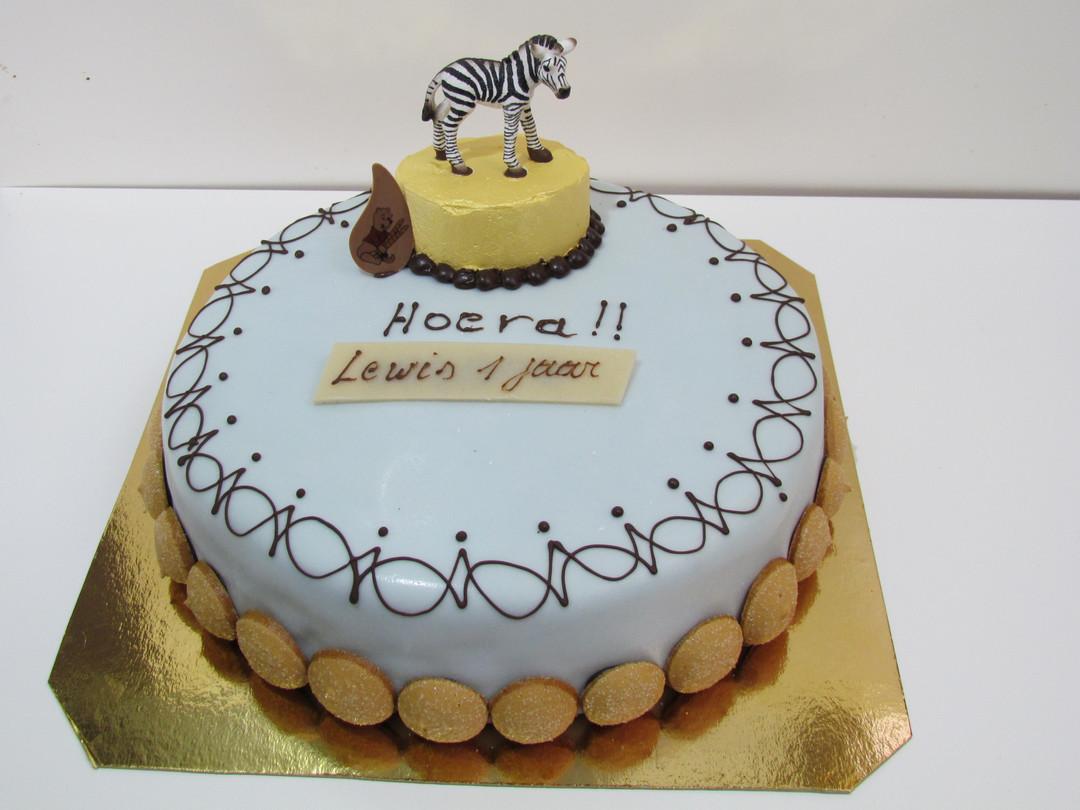 Speciale taarten op bestelling vb 01 - Bakeronline