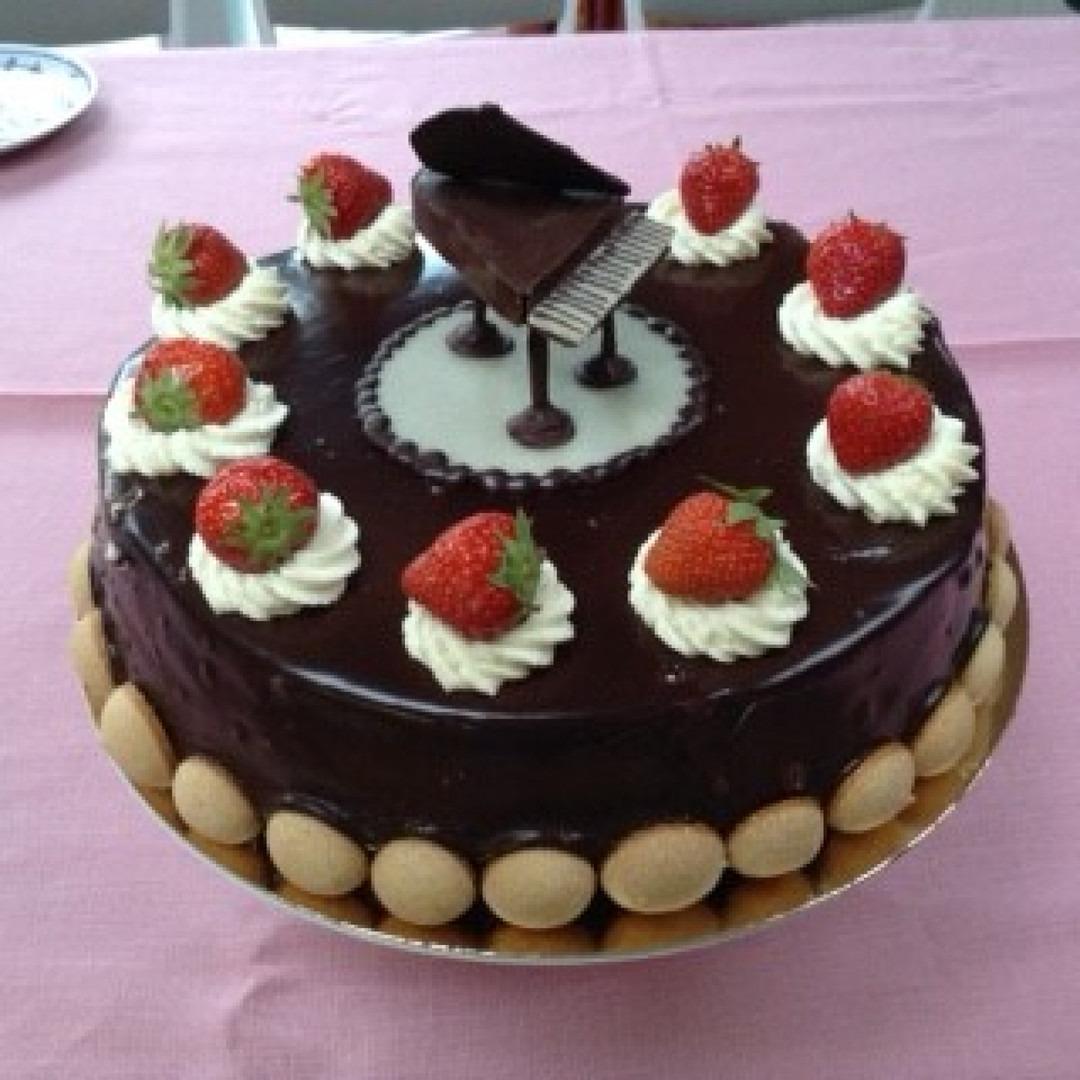 Speciale taarten op bestelling vb 03 - Bakeronline