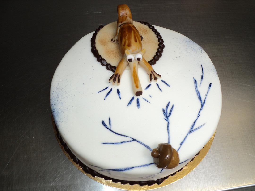 Speciale taarten op bestelling vb 02 - Bakeronline