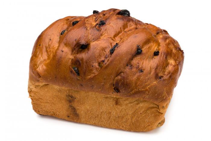 Klein rozijnenbrood - Bakeronline
