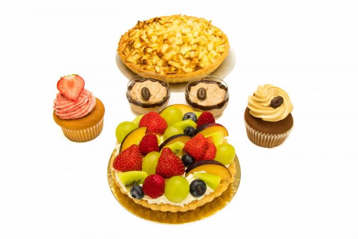 Eenvoudig dessertbuffet - Bakeronline