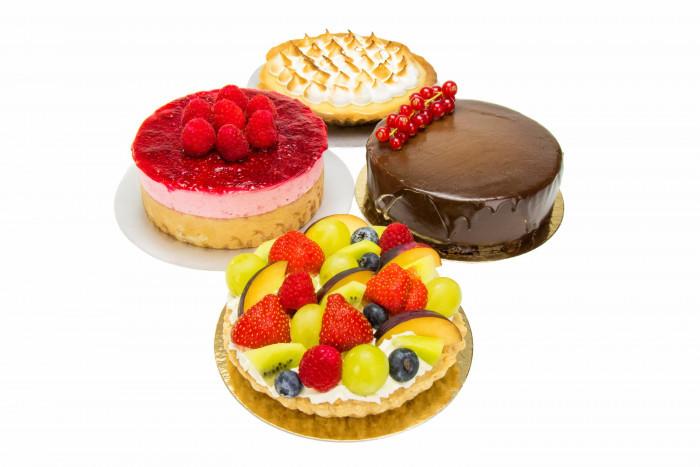 Super-de-luxe dessertbuffet - Bakeronline