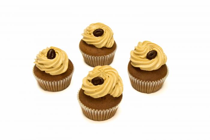Chocolade cupcakes mokka - Bakeronline