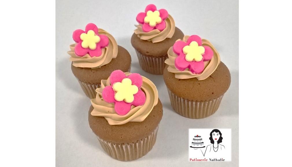 Mini cupcakes chocolade - Bakeronline