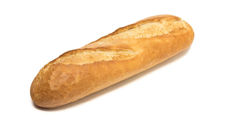 Stokbrood wit - Bakeronline