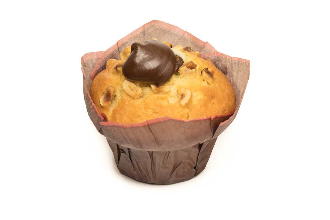 Nutella muffin - Bakeronline