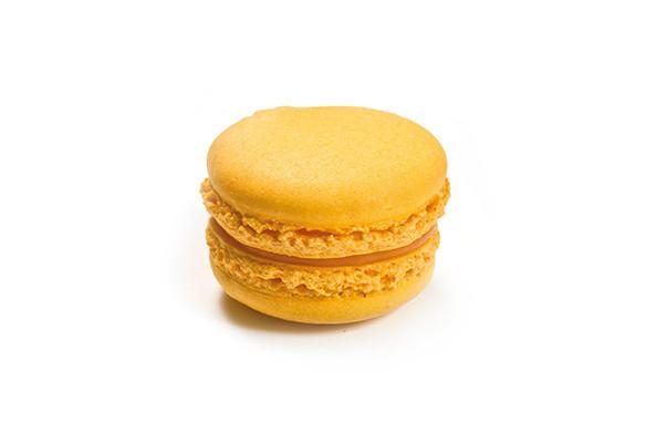 Macaron geel 1 st. - Bakeronline