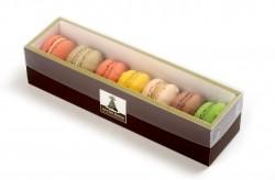 "Verwenbox macarons ""BENJAMIN"" - Bakeronline"