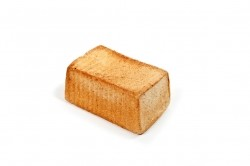 Klein Grijs Toast Vierkant - Bakeronline