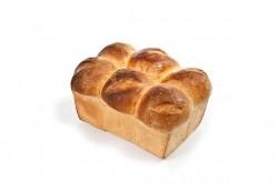 Klein Wit Pistoletbrood Vierkant - Bakeronline