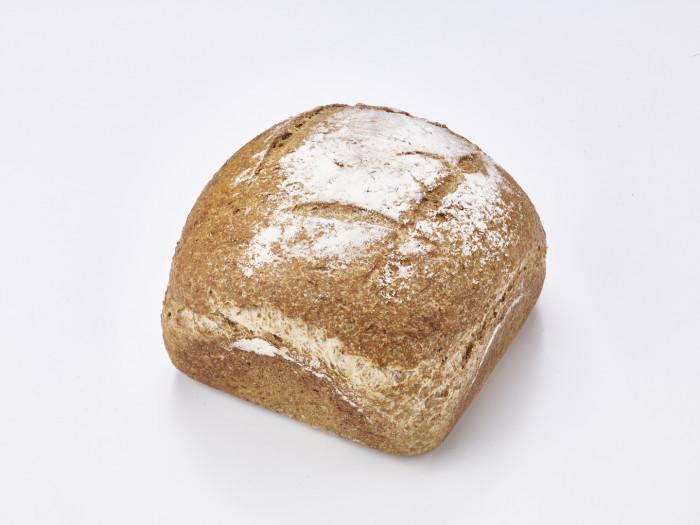 Spelt Grijs 100% Vierkant - Bakeronline