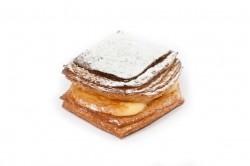 Cremekoek vierkant suiker - Bakeronline