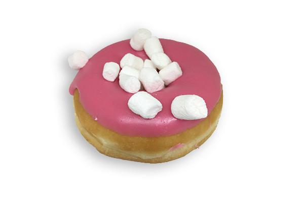 Donut Roze Marshmellow - Bakeronline