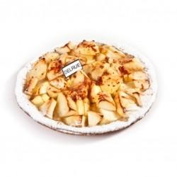 Appel kaneel taart gerezen deeg - Bakeronline