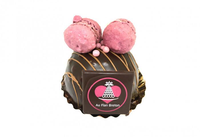 Chocoladebol (ind) - Bakeronline