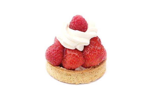 Croute Aardbei (ind) - Bakeronline
