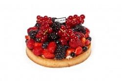 Croute Rode vruchten - Bakeronline