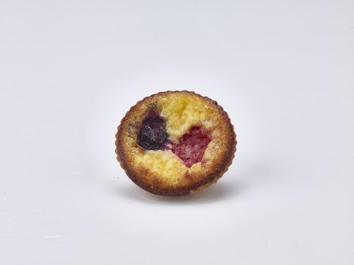 Mini Clafoutis rode vruchten - Bakeronline