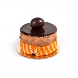 Mini bavarois chocolat - Bakeronline